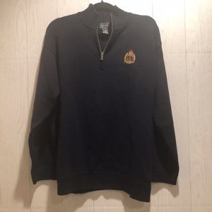 Lauren by Ralph Lauren Half Zip Sweater
